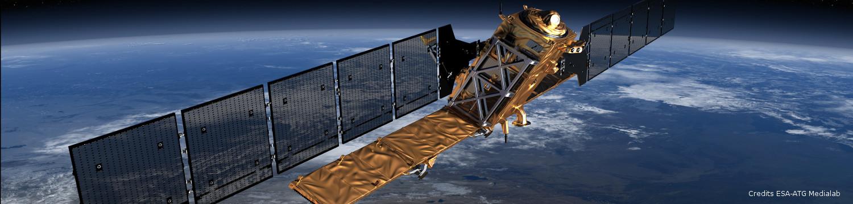 Sentinel1 satellite