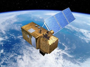 Sentinel2 satellite