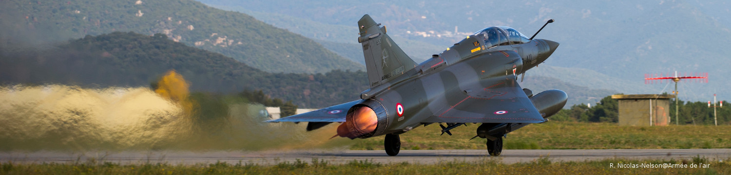 Mirage2000 aircraft