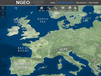 ngEO framework